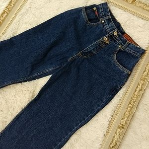 Vintage Highwaisted Lawmen Mom Jeans xxs EUC